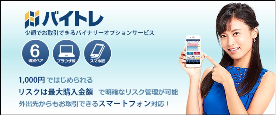 3位 バイトレ/ゴールデンウェイ・ジャパン